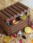 Pasidaryk pats: šokoladinė skrynelė