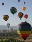 Įspūdinga dovana – skrydis oro balionu