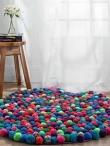 Pasidaryk pats: žavus kilimėlis jaukiems namams