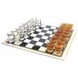 Girtos šaškės - šachmatai (Deluxe)
