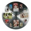 Stilingas laikrodis - nuotraukų rėmelis